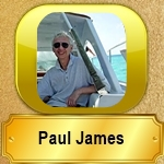 Amazon Author Page of Paul James